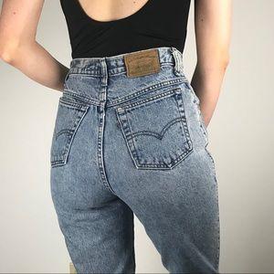 Vintage Levi's Mom Jeans